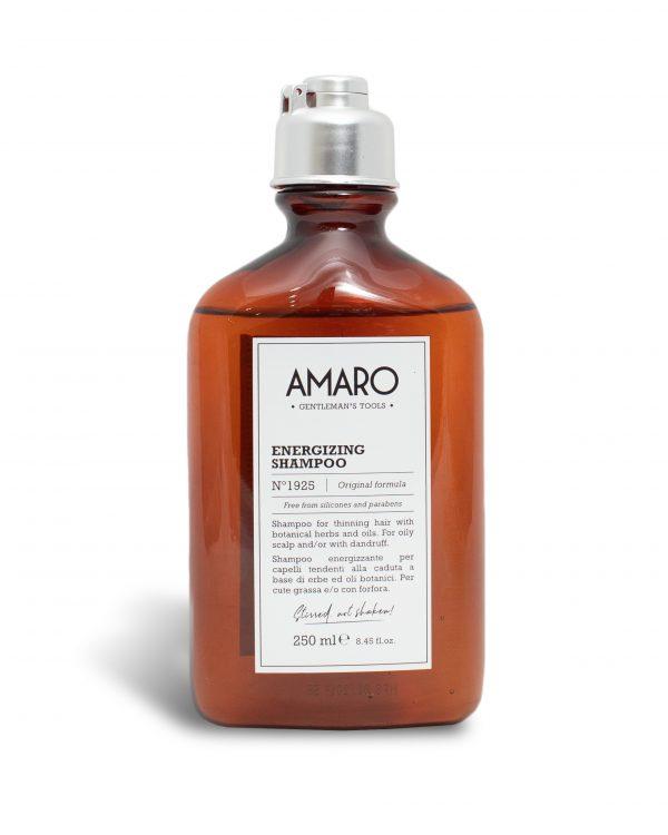 energising shampoo amaro
