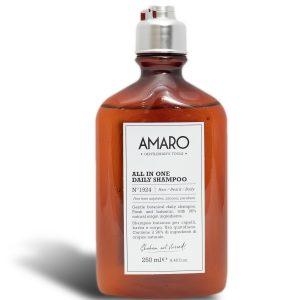 All In One Daily shampoo amaro