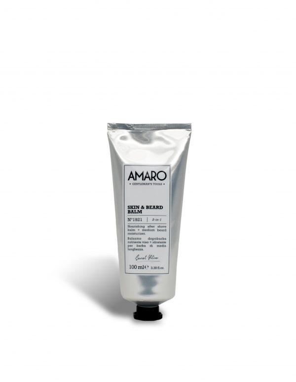 skin and beard balm amaro