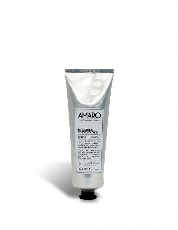 invisible shaving gel
