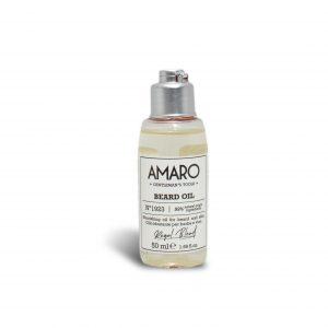 amaro beard oil
