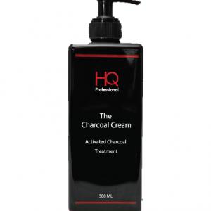 hq charcoal cream treatment
