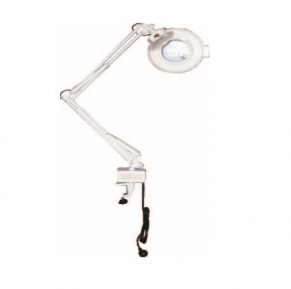 kc mag lamp with clamp
