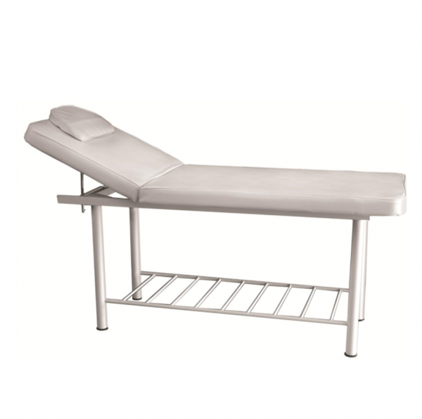 massage wax bed with rack