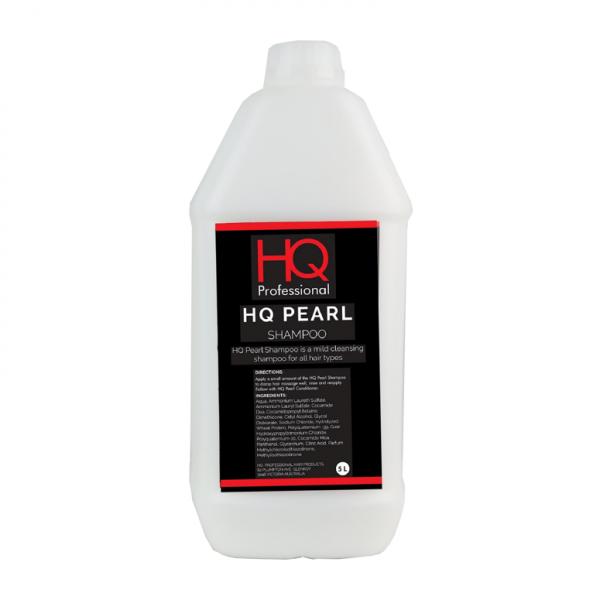 hq pearl shampoo 5l