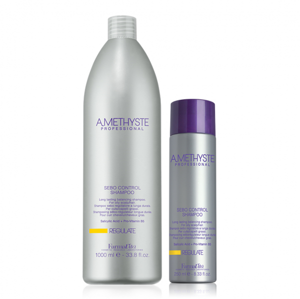amethyste regulate shampoo
