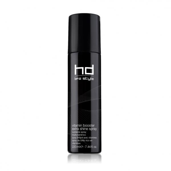 hd vitamin booster extra shine spray
