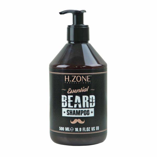 essential beard shampoo