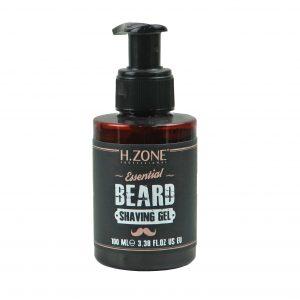 essential beard shaving gel