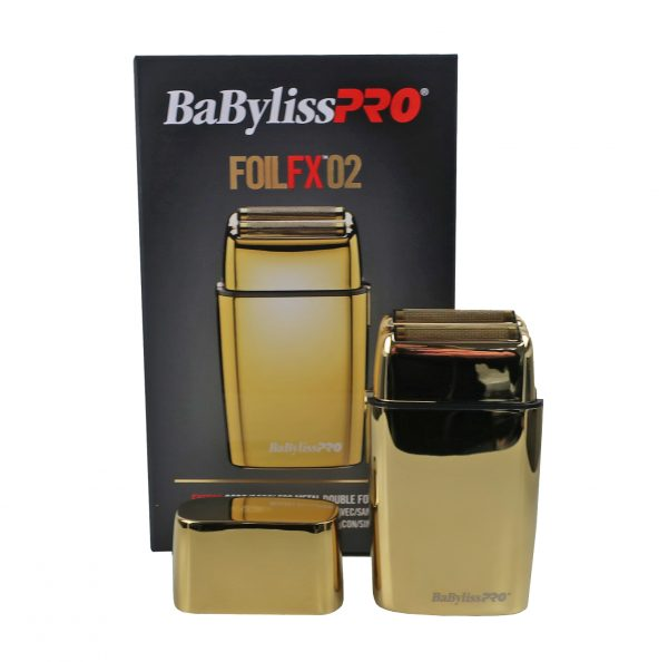 babyliss double foil shaver
