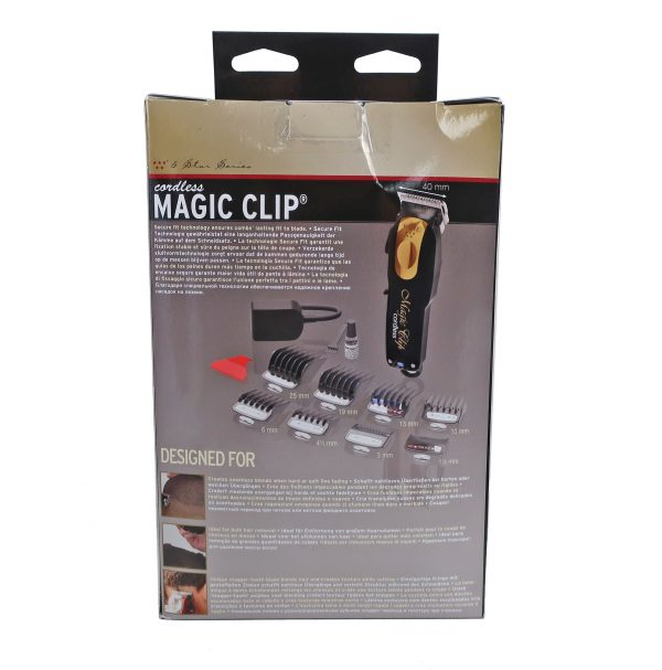 wahl magic clipper limited edition