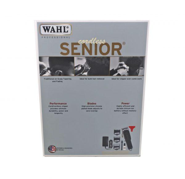 wahl cordless senior